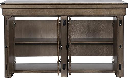 Four-shelf cabinet