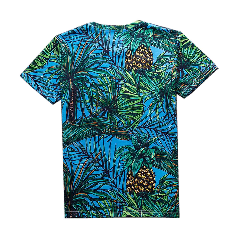 RXBC2011 Herren T-Shirt mehrfarbig mehrfarbig Gr. X-Large, mehrfarbig:  Amazon.de: Bekleidung