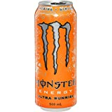Monster Energy Ultra Sunrise 24 x 500mL