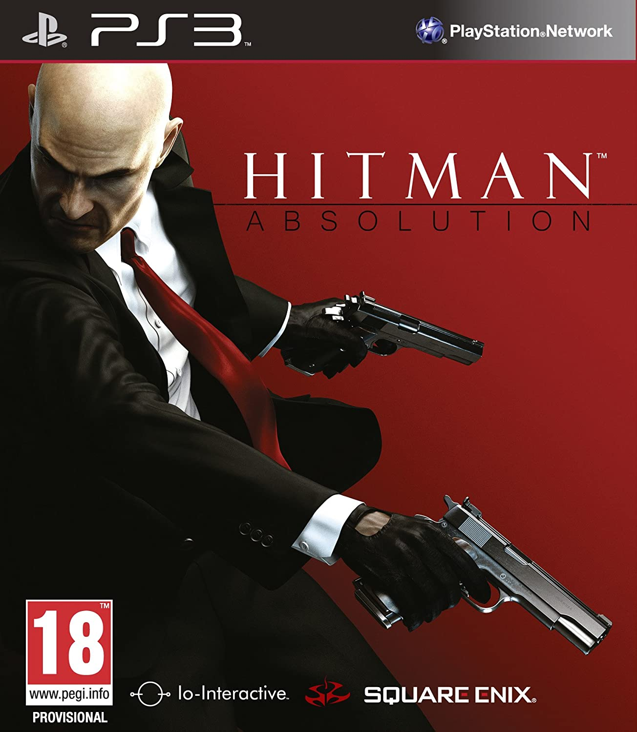 Amazon Com Hitman Absolution Ps3 Video Games