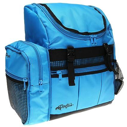 Dolfin natación mochila turquesa mochila bolsa de natación Sportsbag – Mochila para niños Gymbag, turquesa