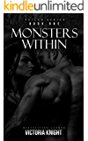 Monsters Within: A Paranormal Vampire Romance Thriller (Veiled Series Book 1)