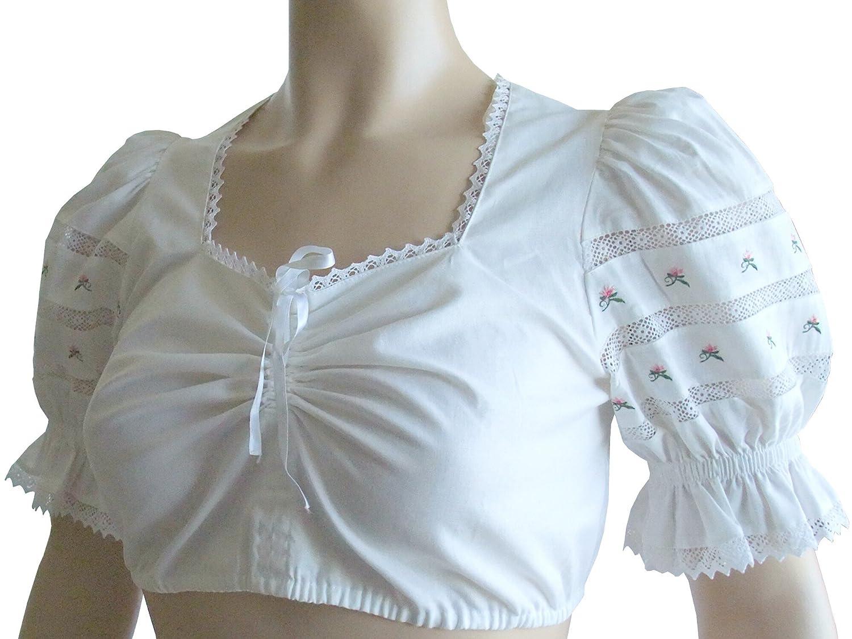 Dirndl-Bluse von Trachten Krüger, 69012 Gr. 44