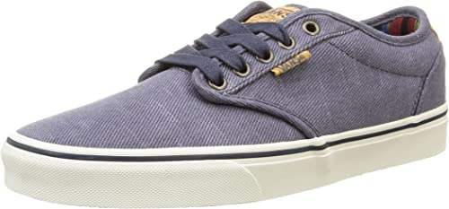 Vans Atwood Deluxe, Baskets Basses Homme