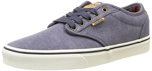 adf6d15d0a Vans Men s Atwood Deluxe1 Low-Top Trainers  Amazon.co.uk  Shoes   Bags