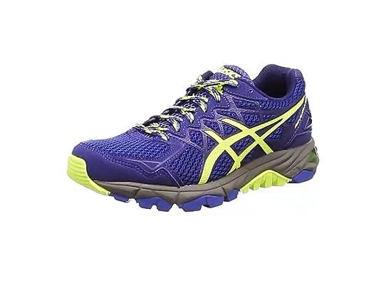 detailed look e0452 f73c9 ASICS Gel-Fujitrabuco 4 Women s Running Shoes - 3.5