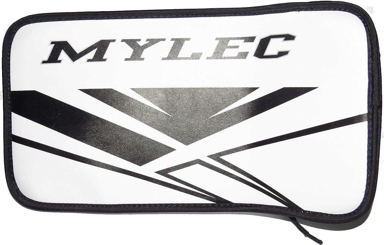 Mylec Jr. Goalie Blocker, Full Rt, Black : Field Hockey Shin Guards : Sports & Outdoors