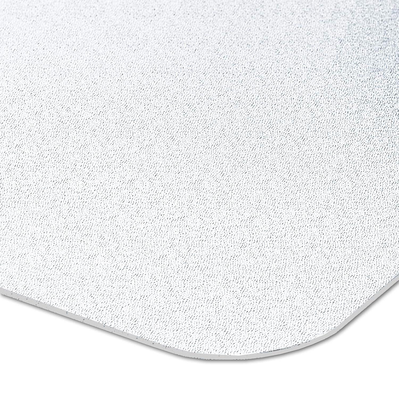 Office Marshal® Transparente Tappetino di protezione per pavimenti duri, rettangolare | TÜV–e Blauer Engel–Certificato | 90x 110cm