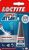 Super Attack Precision - Goma Transparente