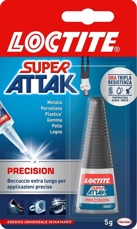 Loctite, 2048079, Super Attak Precision, 5gr Loctite Super Attak 1604932 Colle