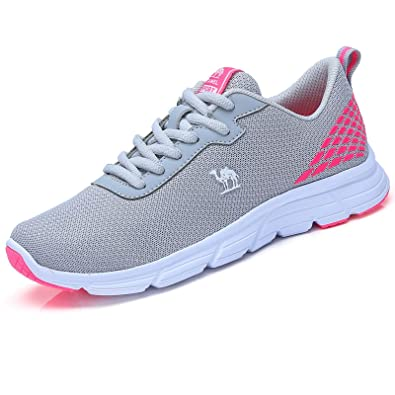 ee6e03ea52e57 CAMEL Women's Lightweight Running Shoes Athletic Fashion Sneakers Casual  Walking Shoes