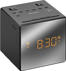 Sony ICFC1TBLACK Alarm Clock Radio, Black