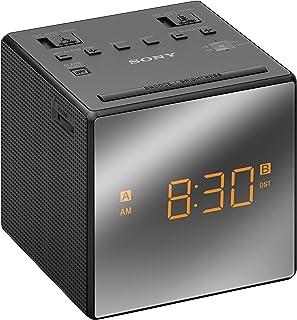 amazon com sony icf c707 clock radio with am fm dual alarm and rh amazon com Sony Dream Machine Clock Radio sony dream machine manual icf-c707