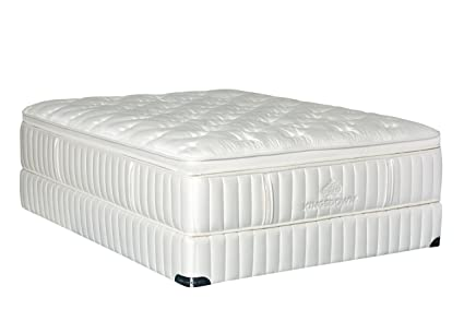 Mattress king Double Image Unavailable Amazoncom Amazoncom Kingsdown 3220 Vintage Interfusion Mattress King Off