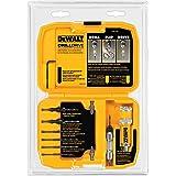 DEWALT DW2735P Kit de Barrenas para Taladro de Cambiado Rápido, 12 piezas