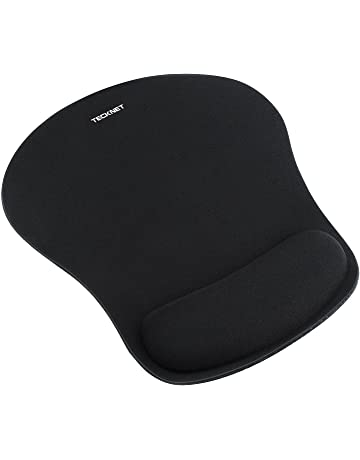 8bb5ce796ea TeckNet Ergonomic Gaming Office Mouse Pad Mat Mousepad with Rest Wrist  Support - Non-Slip