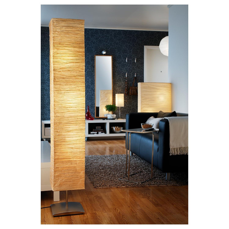 Ikea Floor Lamp Rice Paper Lighting ~ Floor Lamps : Rice Paper ...
