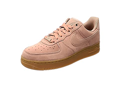 timeless design c5c94 68442 Nike Air Force 1 07 Se, Scarpe da Ginnastica Donna, Rosa Particle Pink