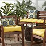 Greendale Home Fashions Rectangle Outdoor Accent