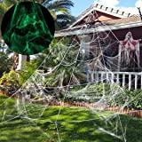 Unomor Halloween Decorations Outdoor 23×19 Feet