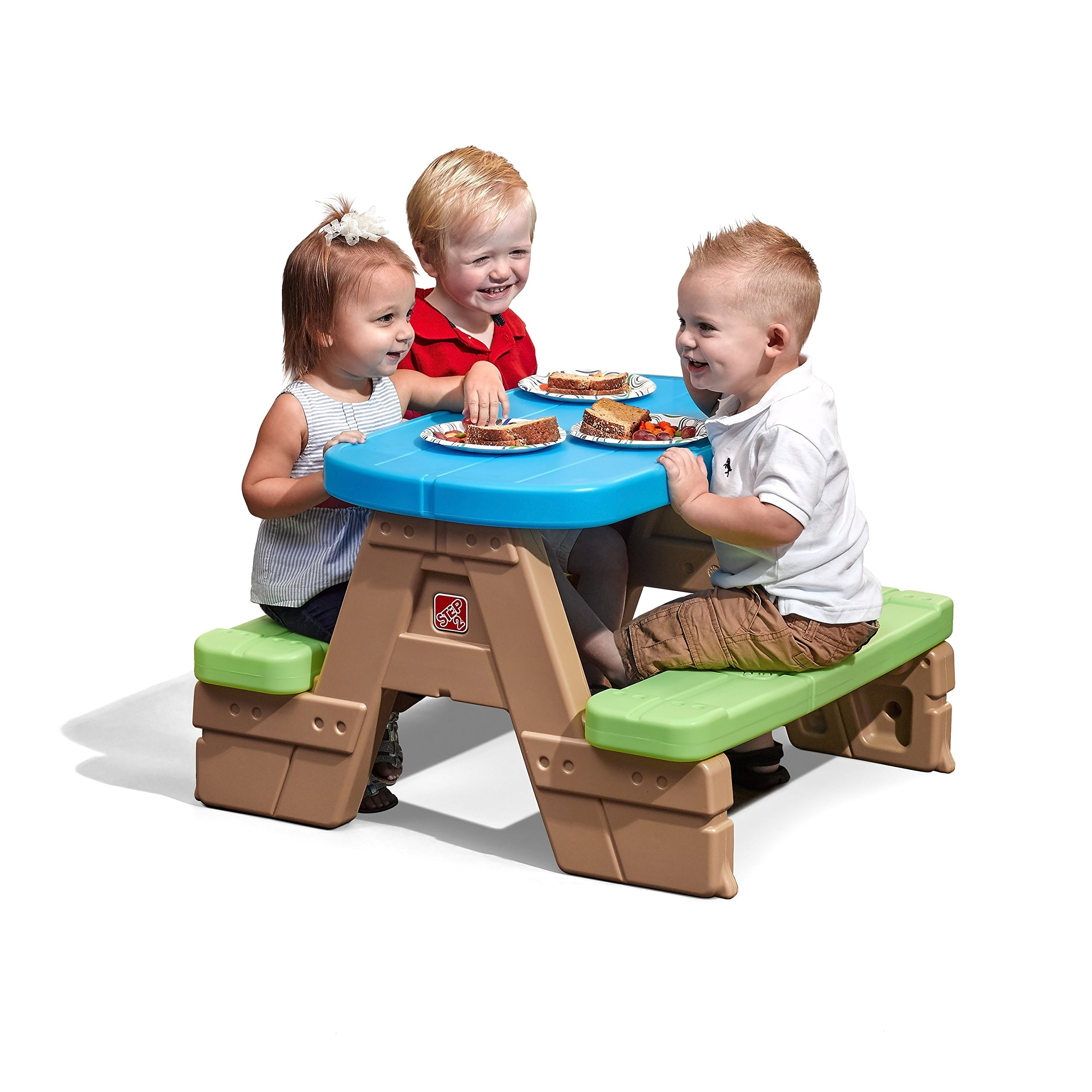 Step2 Sit & Play Picnic Table Playset