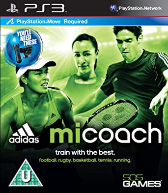 Adidas MI Coach Move Required (PS3)
