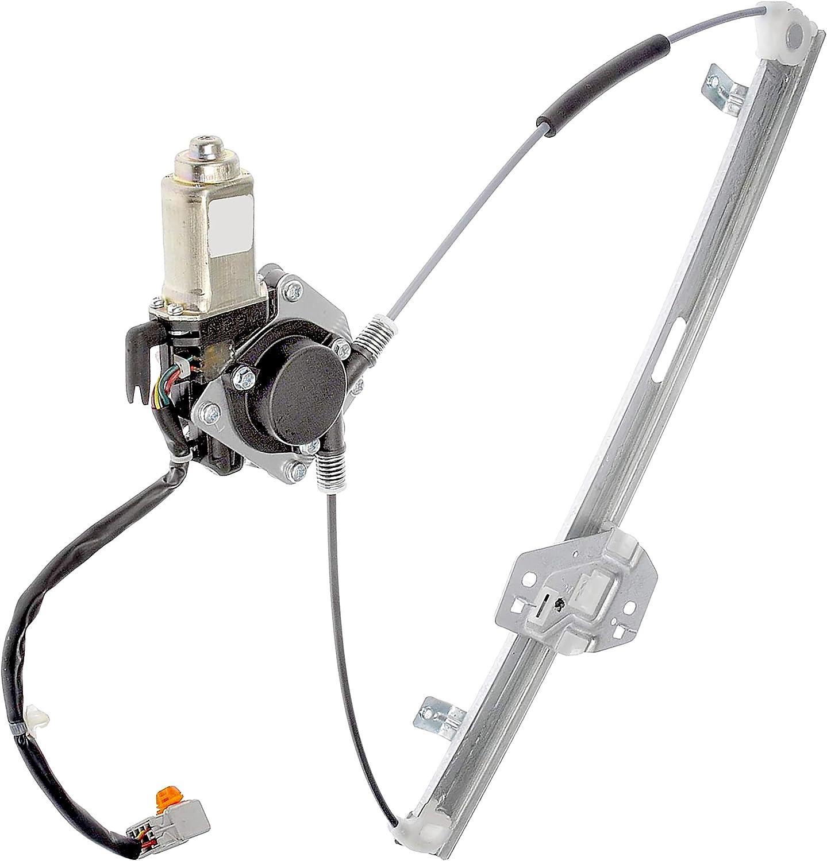 748-131 For Honda Element 2003-2009 Drivers Left Front Power Window Regulator