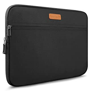 Inateck 14-14.1 Inch Laptop Sleeve Case, Water Repellent Compatible with MacBook Pro 15''/Most 14-14.1 Inch Laptops- Black (LC1400B)