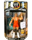 WWE WWF Jakks Wrestling Classic Superstars Mr. Perfect Curt Hennig Wrestling Action Figure with Intercontinental Championship Belt