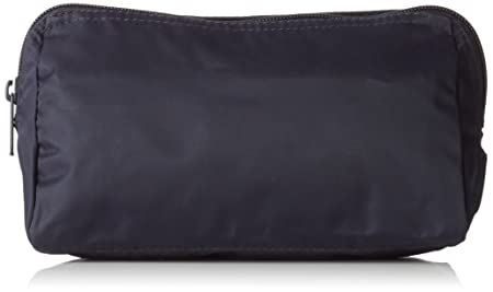 4fbfa80d15e PERIGOT VOTT101 Nylon Cosmetic Bag Navy Blue 19 x 9 x 10 cm  Amazon ...