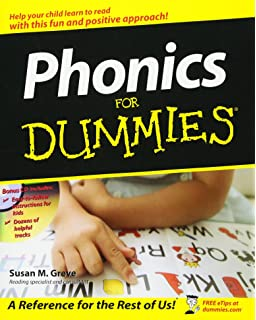 phonetics for dummies william f katz com  phonics for dummies