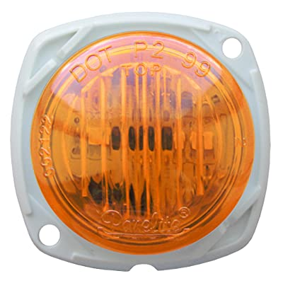 Optronics 00212255P Amber LED Clearance Light: Automotive