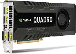 Quadro K5000 for Mac, 4GB GDDR5 PCI Express Gen 2 x16, DVI-I DL, DisplayPort, DirectX (Boot Camp), CUDA and OpenCL Profesional Board - Epic IT Service
