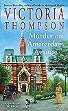 Murder on Amsterdam Avenue (A Gaslight Mystery)