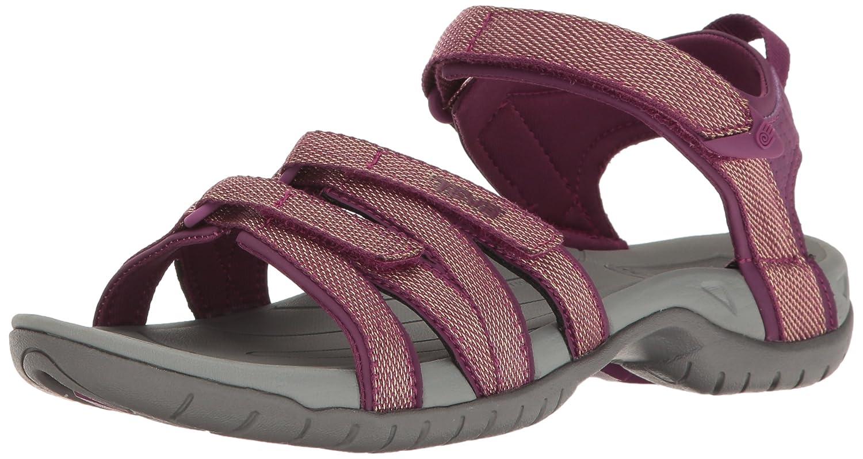 Teva Women's Tirra Athletic Sandal B01IQ6CMZ0 8 B(M) US Zaca Dark Purple/Gold