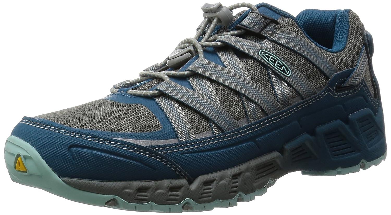 KEEN Women's Versatrail Shoe B00ZG2EVNO 8 B(M) US|Ink Blue/Eggshell Blue