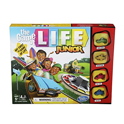 Game of Life Junior: Toys & Games