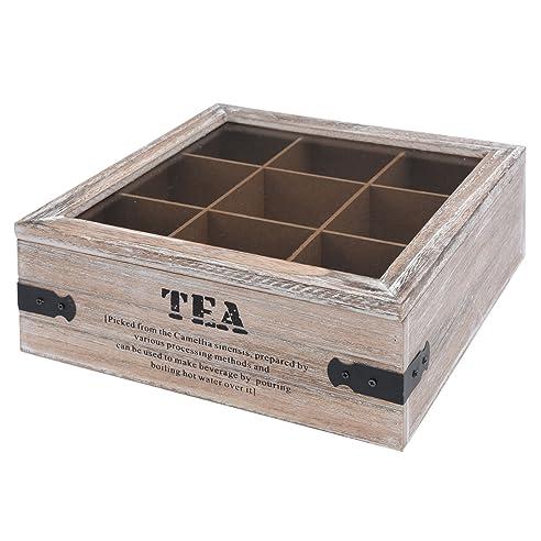 Tee geschenk kiste