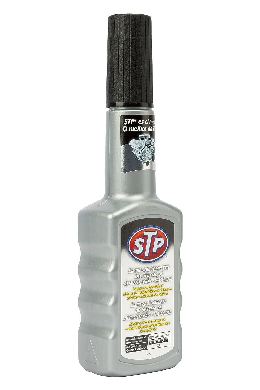 STP ST50200ES Limpia Sistema Alimenta Gasolina, 200 ml