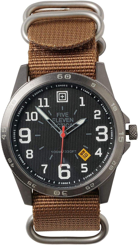 5.11 Reloj militar táctico resistente al agua para hombre, estilo 50513