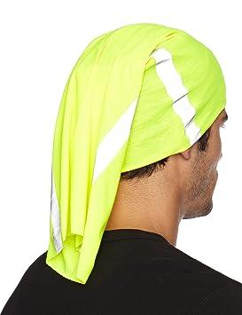 Buff Reflective Multi Functional Headwear - R-Yellow Fluor  Amazon ... 5e569677deb