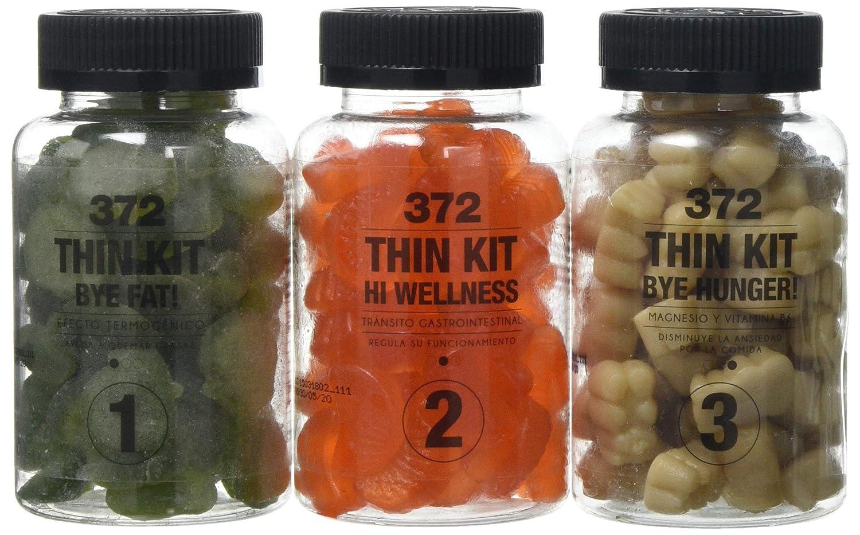 Código 372 Thin Kit Aperitivo Dietético - 3 Unidades: Amazon.es: Salud y cuidado personal