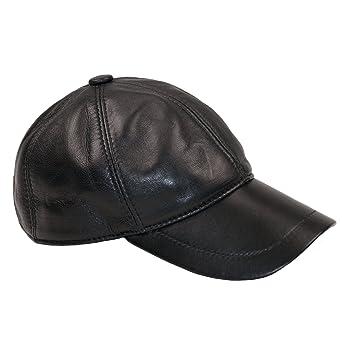d6fb5935c8d08 Dazoriginal Gorra Piel Béisbol Cuero Sombrero Hombre Gorras Planas Boina  Mujer  Amazon.es  Ropa y accesorios