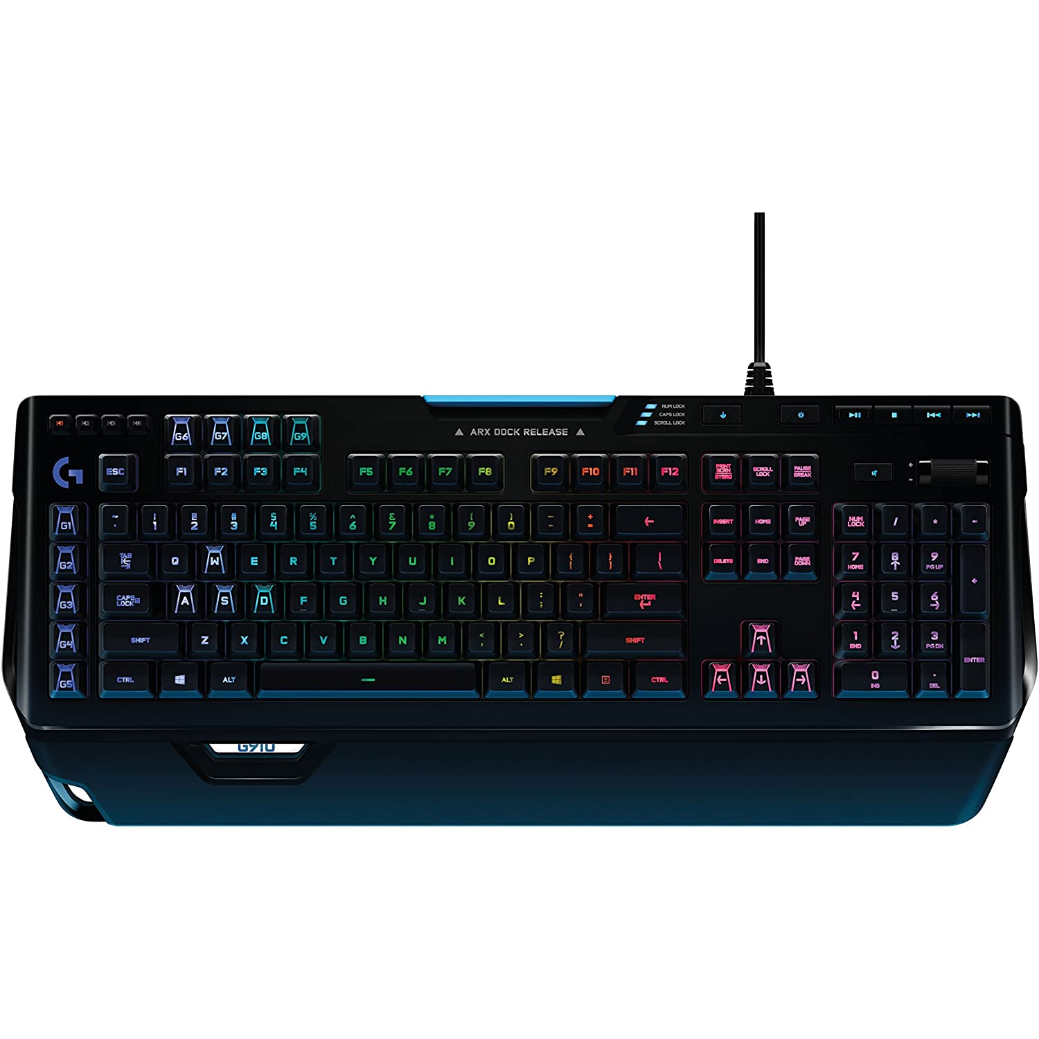 Logitech G910 Orion Spectrum