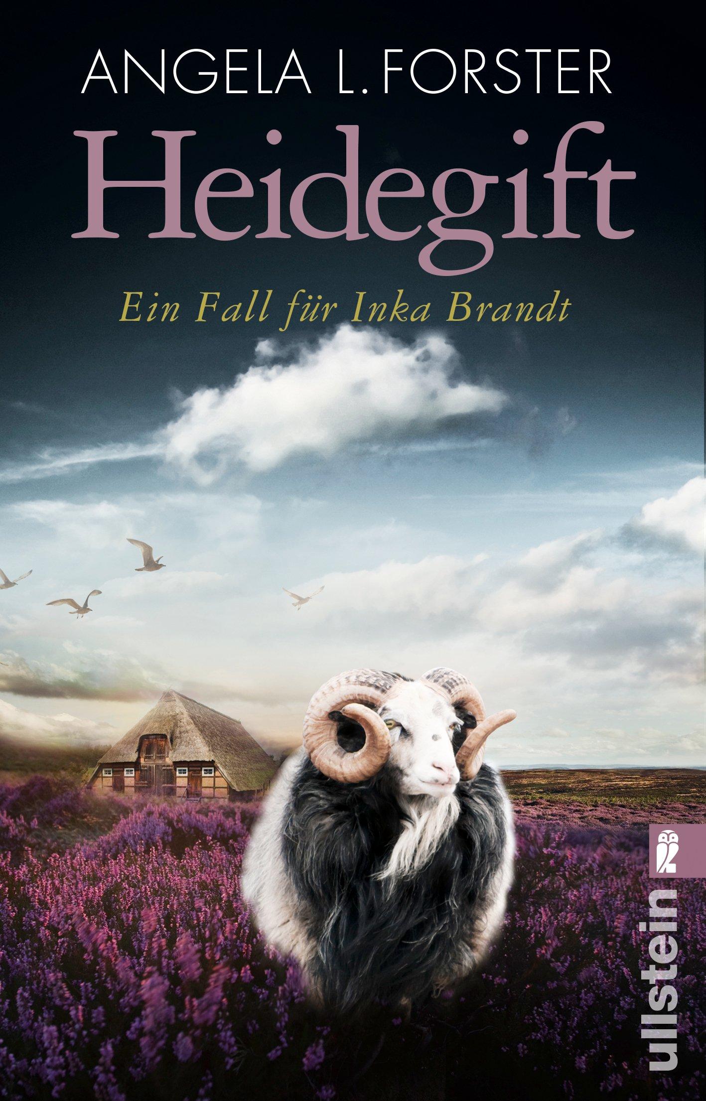 Heidegift: Ein Fall für Inka Brandt (Ein Inka-Brandt-Krimi, Band 2)
