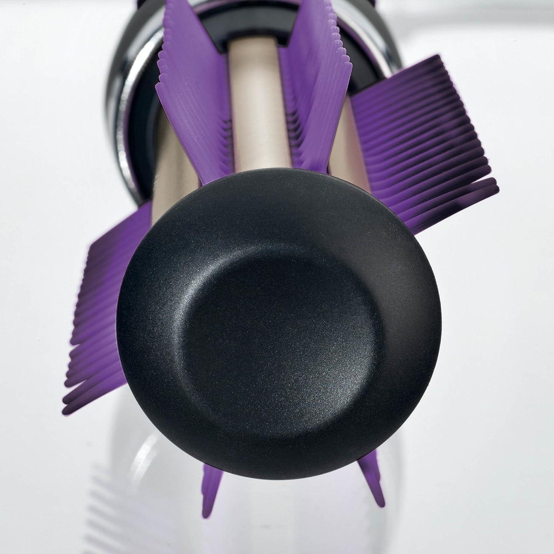IMETEC BHS2 100 - Cepillo térmico rotante de pelo Bellissima Revolution, 50 W, sistema giratorio automático, color negro: Amazon.es: Salud y cuidado ...