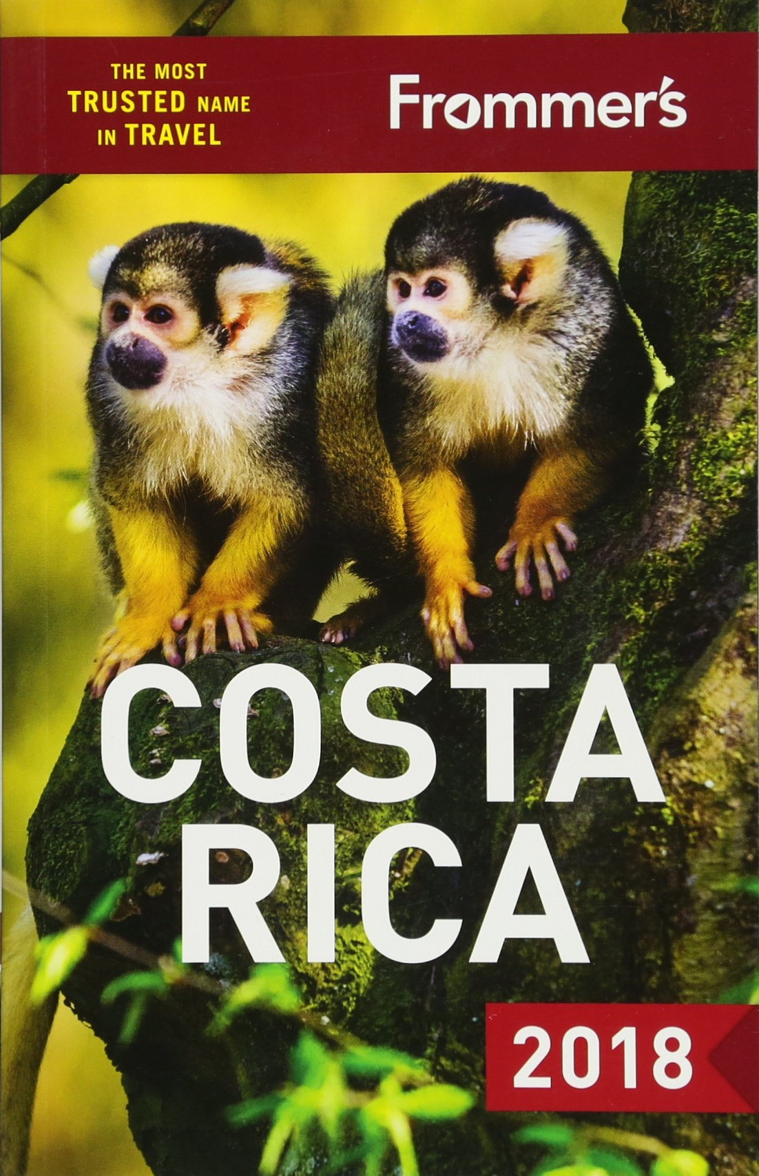 Frommer's Costa Rica 2018 (Complete Guides) Paperback – January 30, 2018 Nicholas Gill FrommerMedia 1628873388 Central America