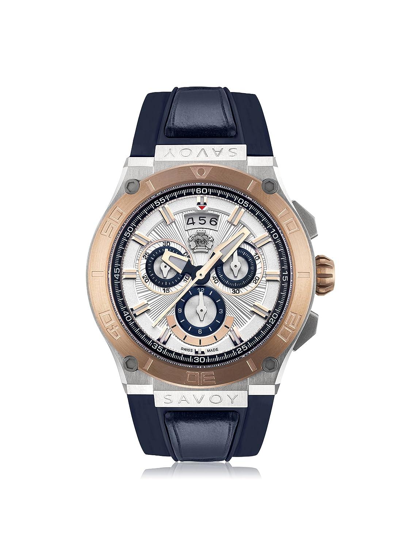 Savoy Watches   -Armbanduhr     Silikon E1103F.04B.R102