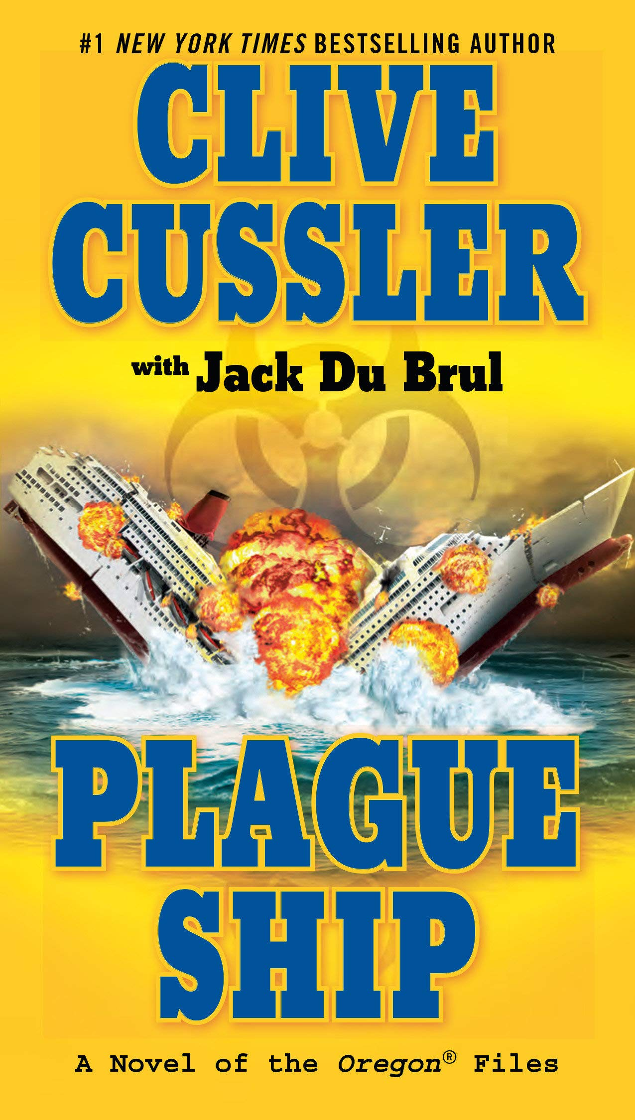 Read Online Plague Ship (The Oregon Files) pdf epub