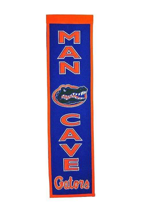 Amazon Winning Streak Ncaa Florida Gators Man Cave Banner